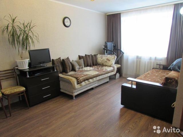 Продается однокомнатная квартира за 2 600 000 рублей. Октября проспект, 127.