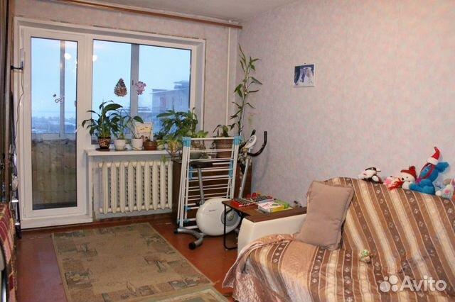 Продается двухкомнатная квартира за 1 670 000 рублей. ул Петрова, 13.