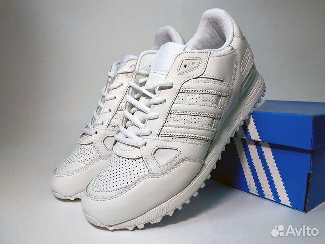 4f76c5f0 Кроссовки мужские Adidas ZX 750 кожаные белые - Личные вещи, Одежда, обувь,  аксессуары - Москва - Объявления на сайте Авито