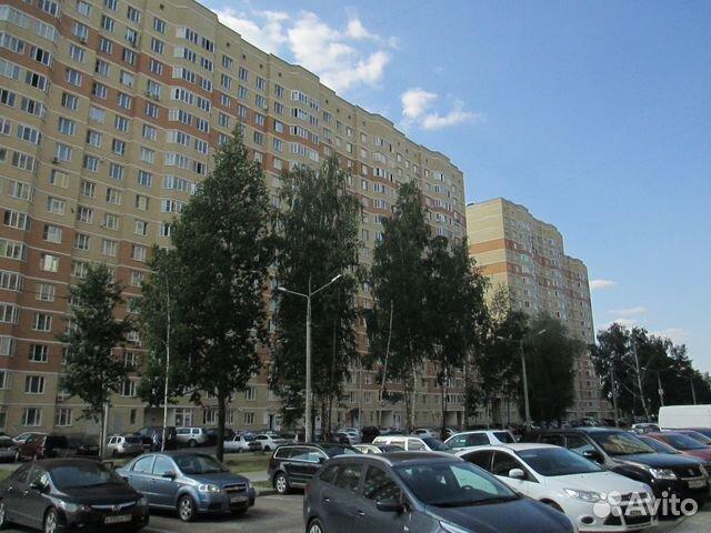 Продается однокомнатная квартира за 4 200 000 рублей. Раменское, Московская область, Крымская улица, 5.