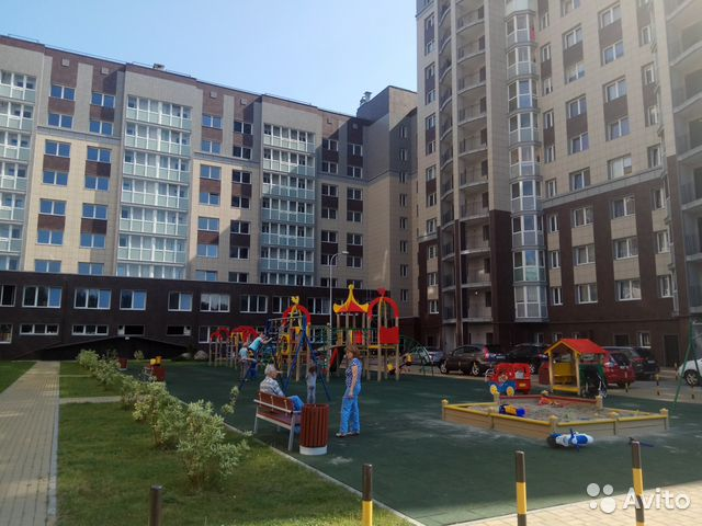 Продается однокомнатная квартира за 2 450 000 рублей. Советский проспект, 81к1.