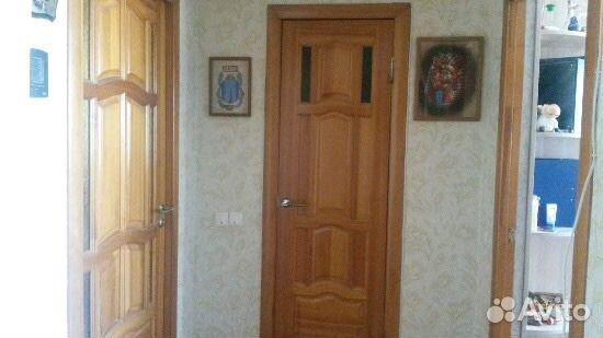 Продается трехкомнатная квартира за 1 500 000 рублей. Самарская область, Ставропольский район, село Хрящёвка, Полевая улица, 16.