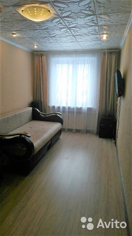 Продается трехкомнатная квартира за 2 500 000 рублей. Самарская обл, г Новокуйбышевск, ул Гагарина, д 8.