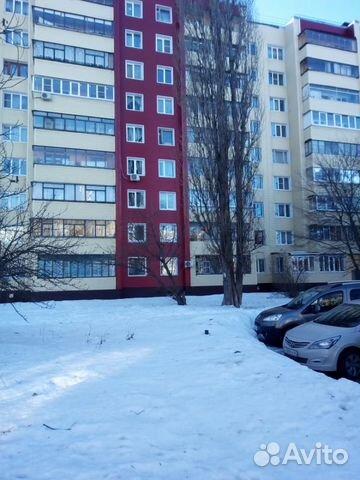 Продается двухкомнатная квартира за 1 850 000 рублей. микрорайон Северо-Западный, Курск, проезд Сергеева, 10.
