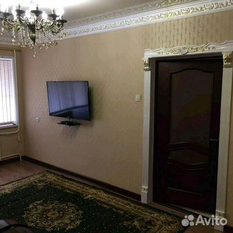 Продается трехкомнатная квартира за 2 750 000 рублей. Чеченская Республика, Грозный, Новосибирская улица.