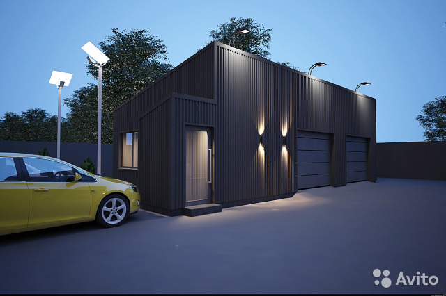 купить гараж в деснянском районе