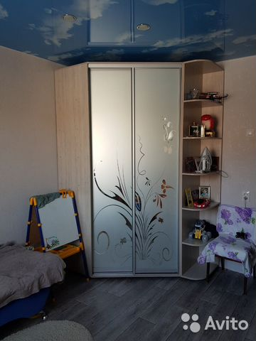 Продается двухкомнатная квартира за 2 100 000 рублей. улица Аблукова, 91.