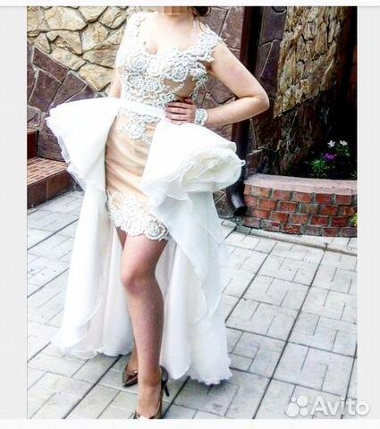 3ee370296e6 Выпускное платье-трансформер (Вечернее платье) купить в Омской ...