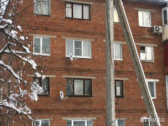 Продается двухкомнатная квартира за 1 400 000 рублей. Московская обл, г Кашира, деревня Тарасково.