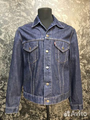 9baea08cac5 Джинсовый пиджак «levi strauss ...