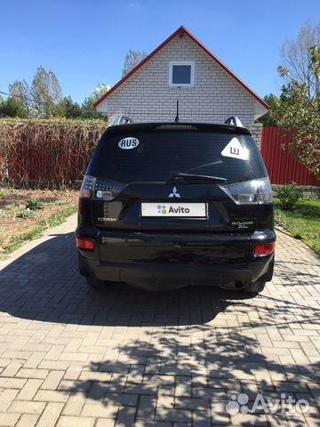 Купить Mitsubishi Outlander пробег 260 000.00 км 2010 год выпуска