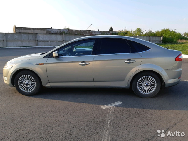 Купить Ford Mondeo пробег 161 300.00 км 2008 год выпуска