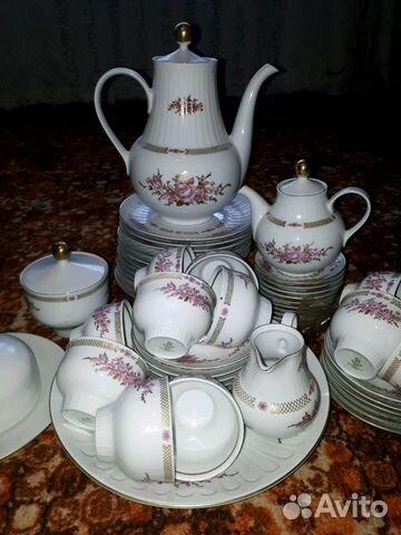 Сервиз чайный 89116089380 купить 6