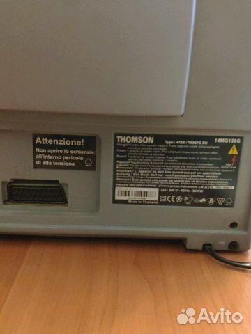 Телевизор thomson 418X/TX807C купить в Санкт-Петербурге на Avito