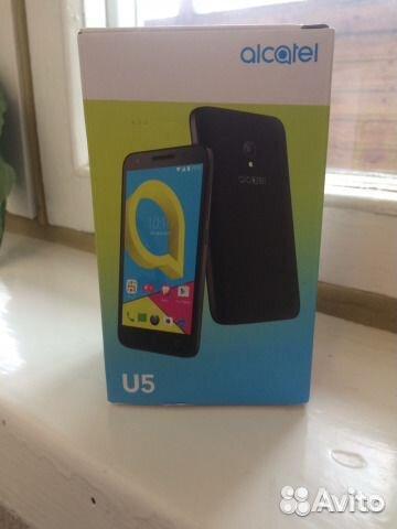 Alcatel U5 4g полный комплект 89242094940 купить 1