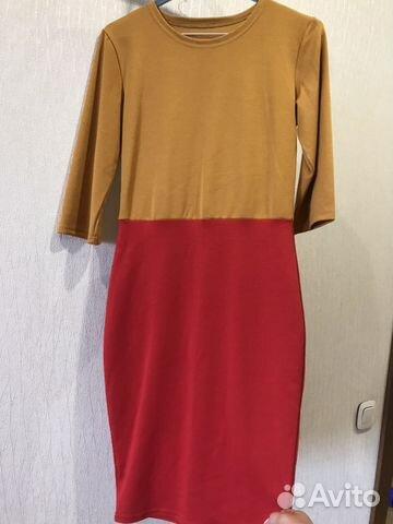 Платье трикотаж новое 89628553030 купить 1