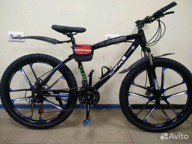 89527559801  Горный велосипед новый,на литых дисках