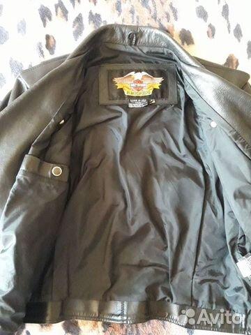 Куртка кожаная Harley - Davidson 89173369019 купить 9