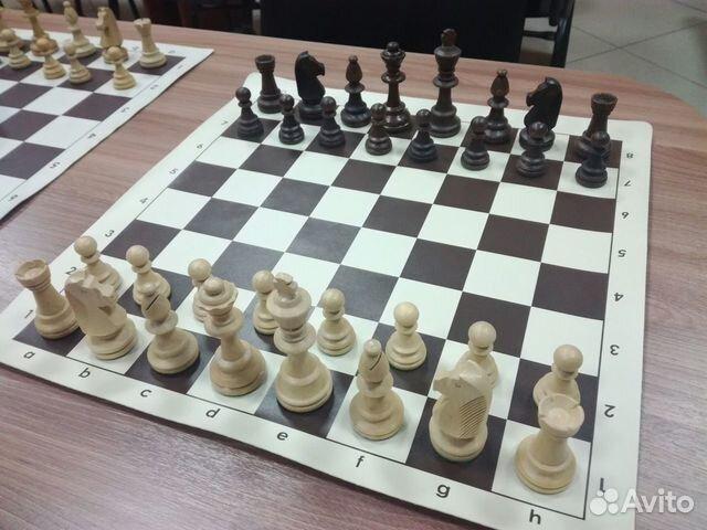 Шахматы деревянные новые Стаутон  89644106161 купить 2