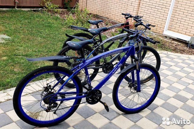 89527559801 Горный велосипед 21 скорость дисковые тормоза