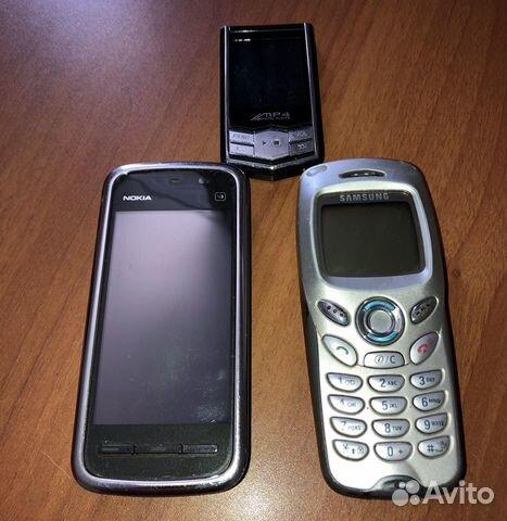 Nokia, SAMSUNG, MP4 Player купить в Краснодарском крае на