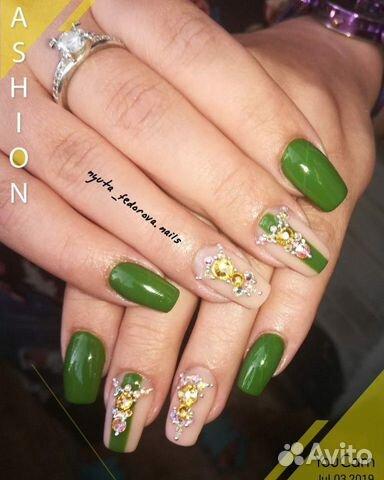 Наращивание ногтей 89841788979 купить 4