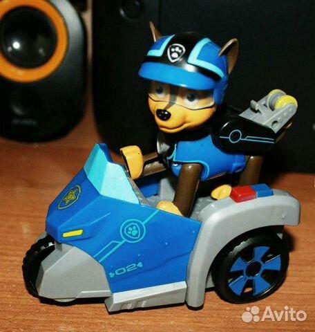 Щенячий патруль игрушки саранск