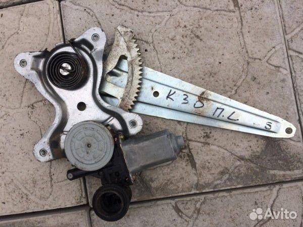 89026196331 Стеклоподъемник передний левый Toyota Camry V30