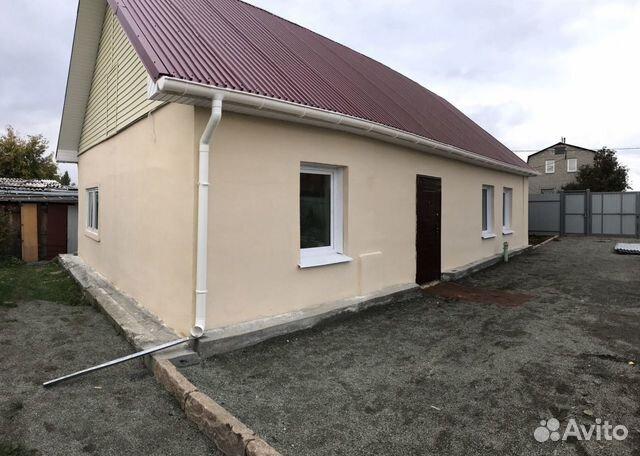 Дом 70 м² на участке 6 сот.