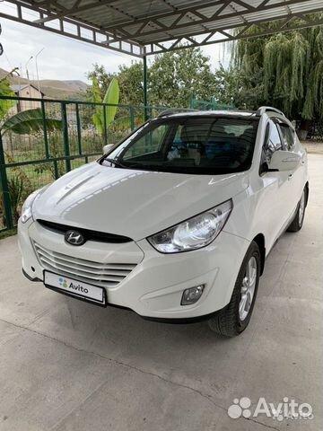 Hyundai Tucson, 2011 купить 1