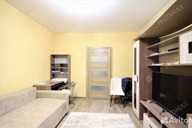 1-к квартира, 45 м², 15/17 эт.  88124263793 купить 2