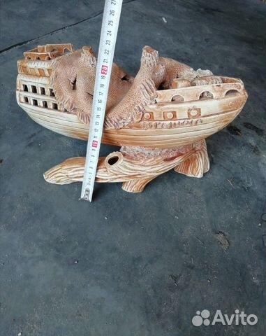 Декор для аквариума керамический  купить 1