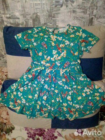 Платье для садика (4-5 лет) 89512184993 купить 1