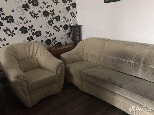 Диван и кресло 89281851037 купить 1