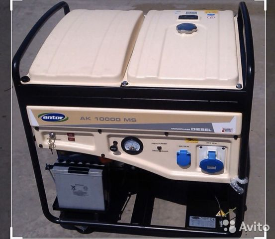 Дизельный генератор 89887993039 купить 1