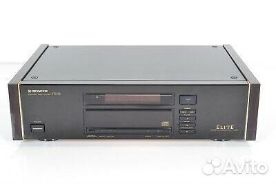 Pioneer PD-73 Elite CD плеер как Новый