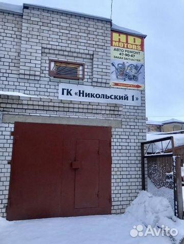 30 м² в Архангельске> Гараж, > 30 м² 89502533020 купить 1