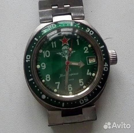 Командирские продам часы московская нормо стоимость часы