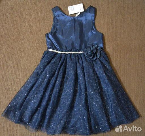 Платье нм р.110-116  89118804648 купить 2