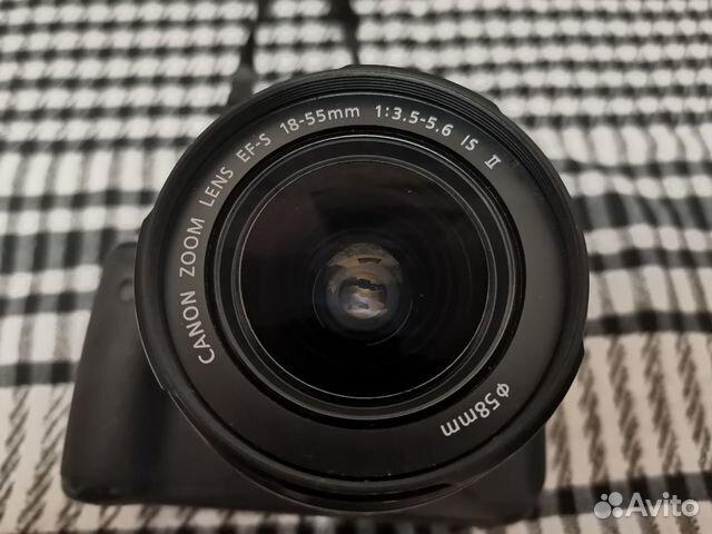 Зеркальный фотоаппарат Canon EOS 650d kit 18-55 89206166645 купить 3