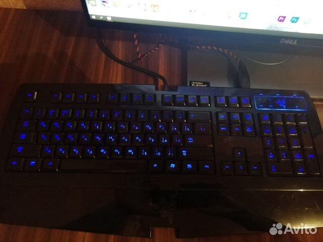 Игровая клавиатура Razer Lycosa Mirror купить 1