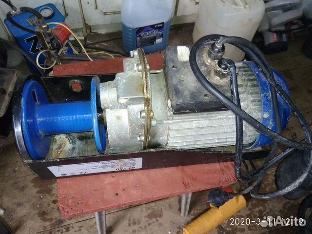 Лебедка электрическая, электроталь 89082499000 купить 1