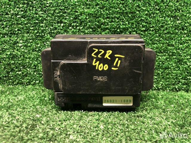 89831314444 Блок предохранителейKawasaki ZZR 400 400-2