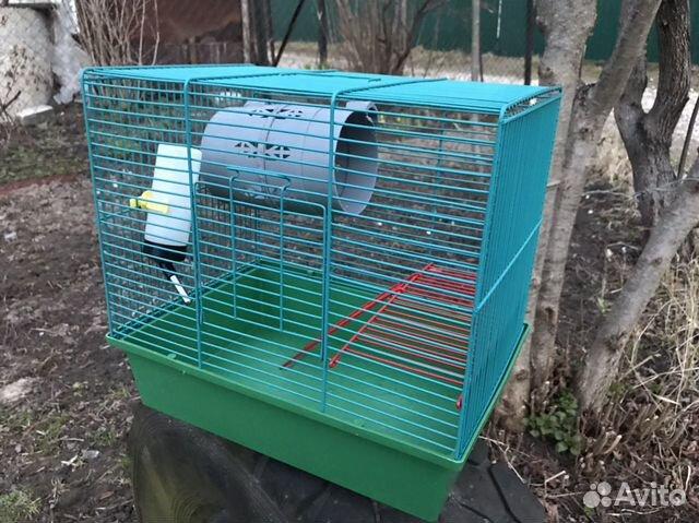 Клетка для крысы/хомяка 89911129494 купить 1