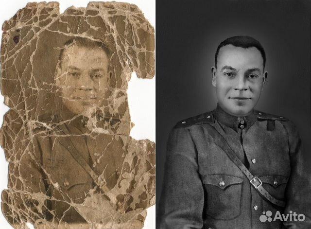 реставрация фотографий в воронеже описание
