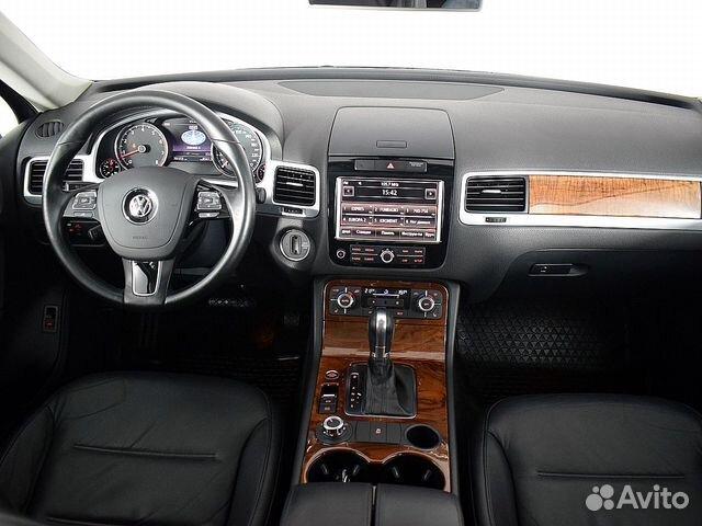 Volkswagen Touareg, 2010 купить 8