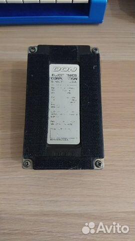 Гитарный овердрайв DOD FX53 (USA) 89522121123 купить 5