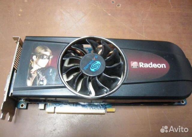 Видеокарта ATI Radeon HD-5850 89641647401 купить 1