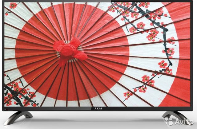 Телевизор Akai LEA-22V81M (еа35689)  89307630770 купить 1