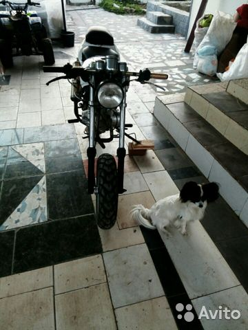 Питбайк,мотоцикл